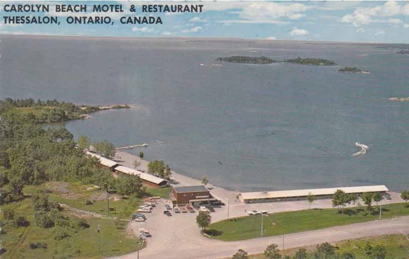 Carolyn Beach Motel and Restaurant