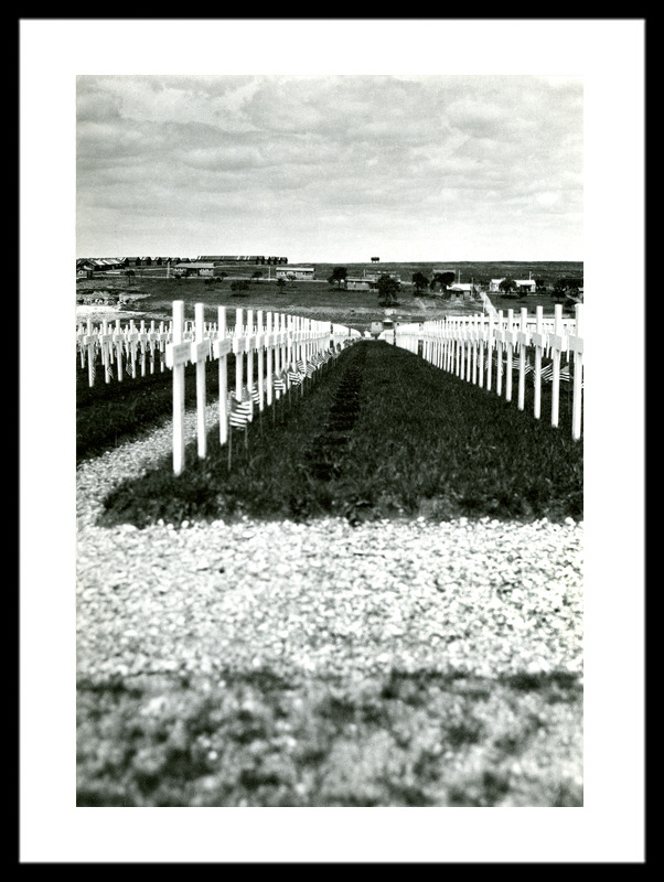 World War I cemetery in Europe