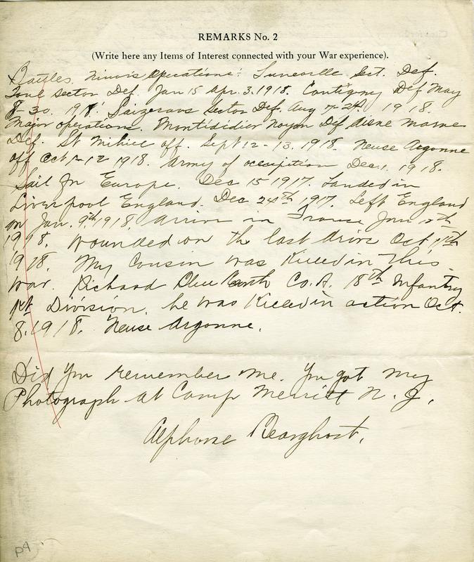 Bearghost, Alphonse, page 4